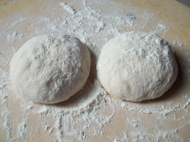 Khachapuri Dough