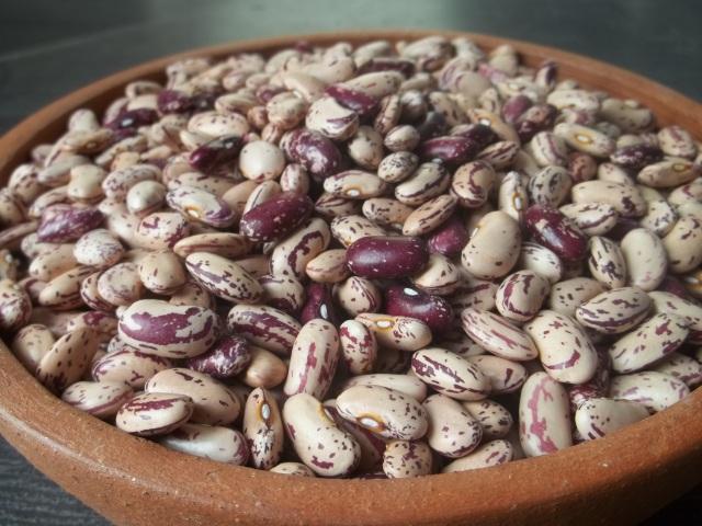 Lobio Beans for Mashed Lobio with Racha Ham Recipe