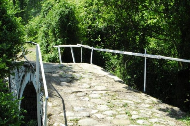 Mirveti Bridge in Khelvachauri District of Ajara