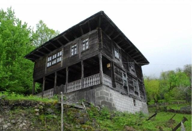 Uchkhiti Mosque in the village of Uchkhiti in Keda District, Ajara