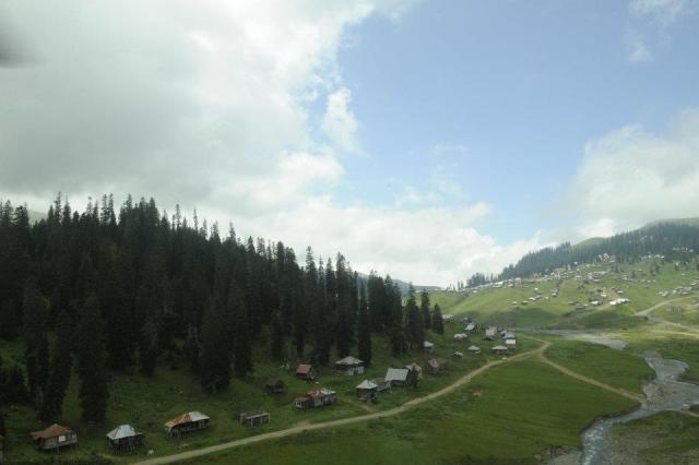 View of Bakhmaro_2