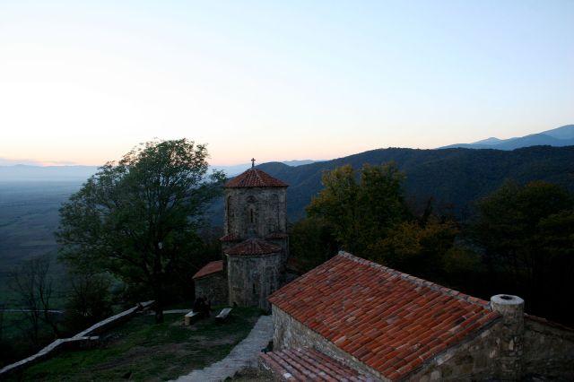 Nekresi Monastery Complex. Photo by Alsandro at ka.wikipedia, from Wikimedia Commons.