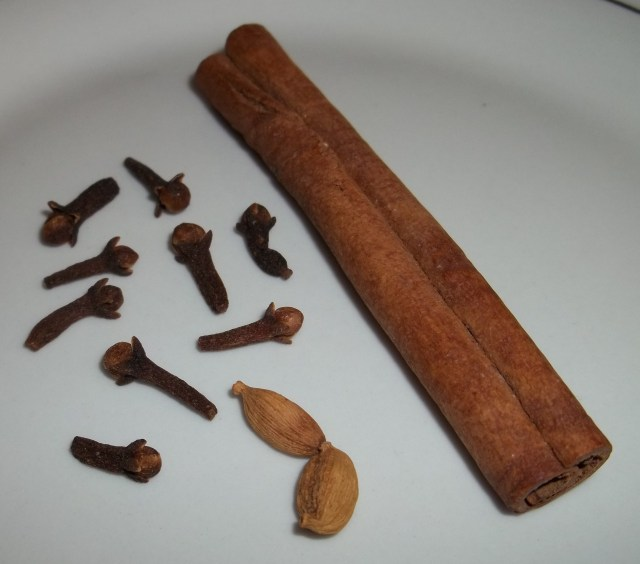 Cinnamon and other Spices