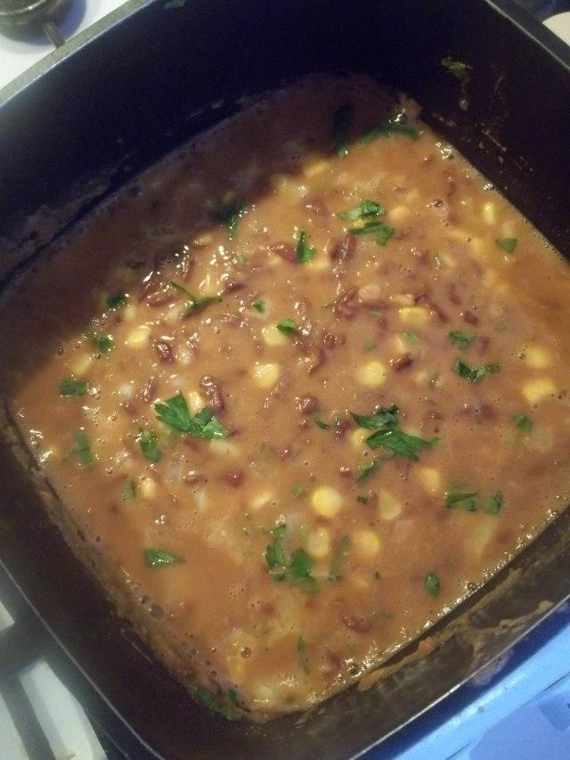 Cooked Lobio