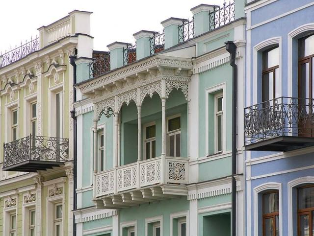 Davit Agmashenebeli Avenue in Tbilisi_10