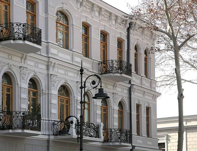 Davit Agmashenebeli Avenue in Tbilisi_5