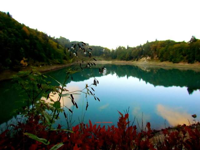 Green Lake in Adjara_3