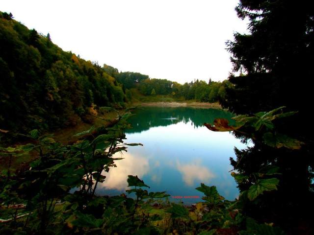 Green Lake in Adjara_6