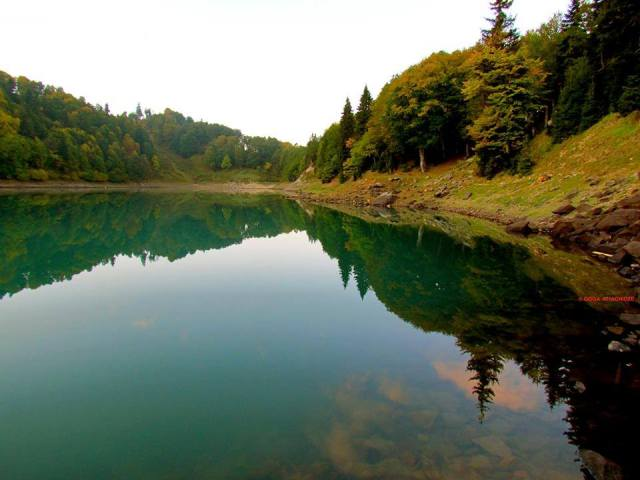 Green Lake in Adjara_7
