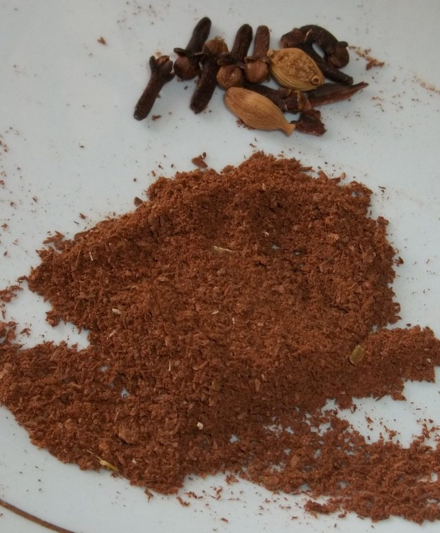 Ground Cinnamon and other Spices
