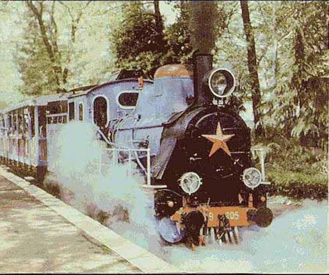 Steam locomotive 159-205 Photo by M.Kuryshev
