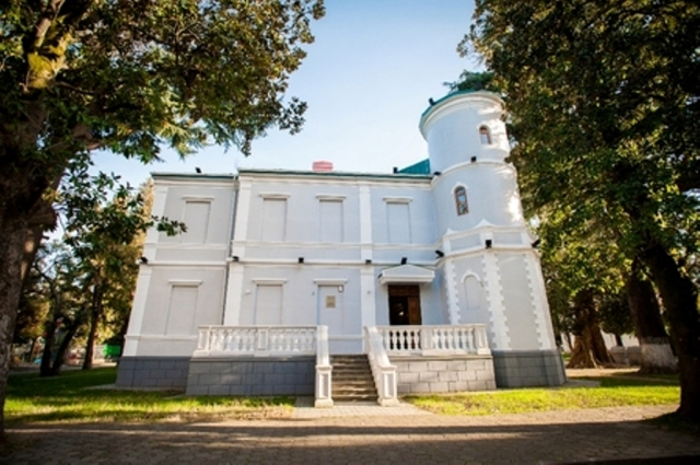 The Nobel Brothers Batumi Technological Museum in Batumi