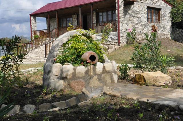 The Wine House in Kachreti
