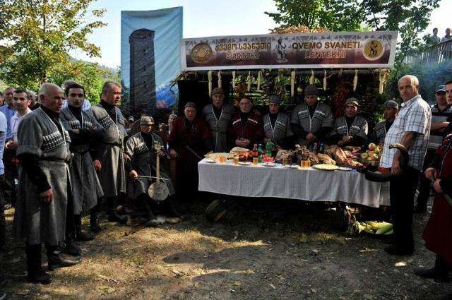 Wine Festival in Racha – 31 August 2013