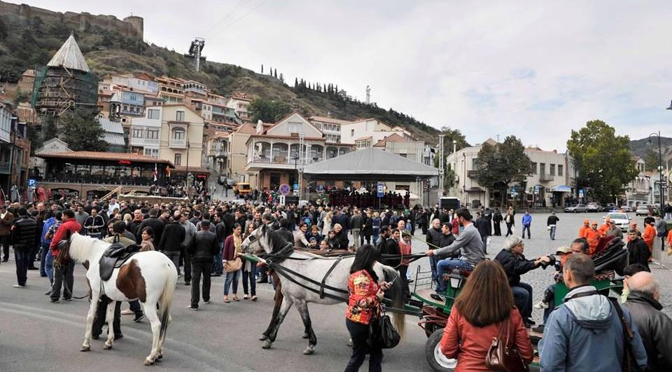 Auto Festival 2014 Georgia Tbilisi: About Events – Tbilisoba