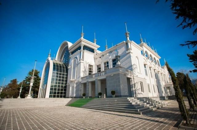 Art and Music Center in Batumi 2