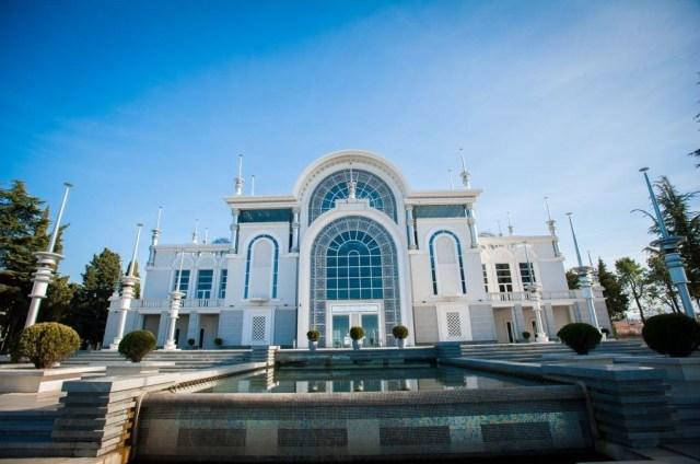 Art and Music Center in Batumi