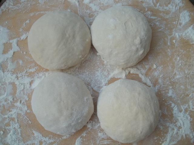 Balls of Dough for Kubdari Recipe