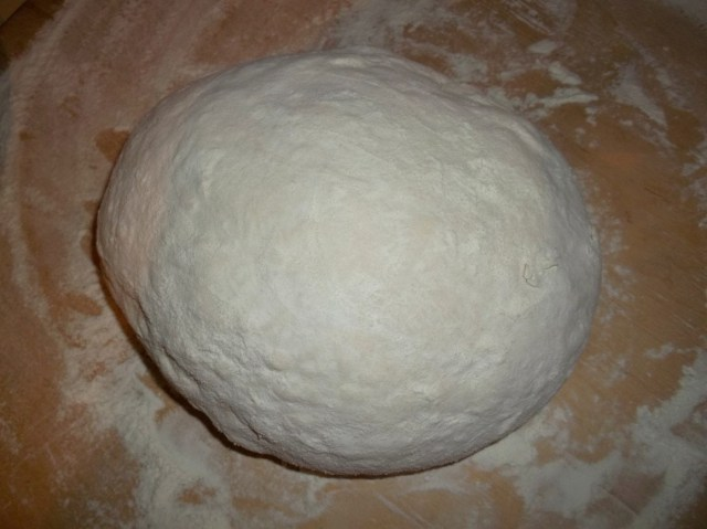 Dough for Kubdari Recipe