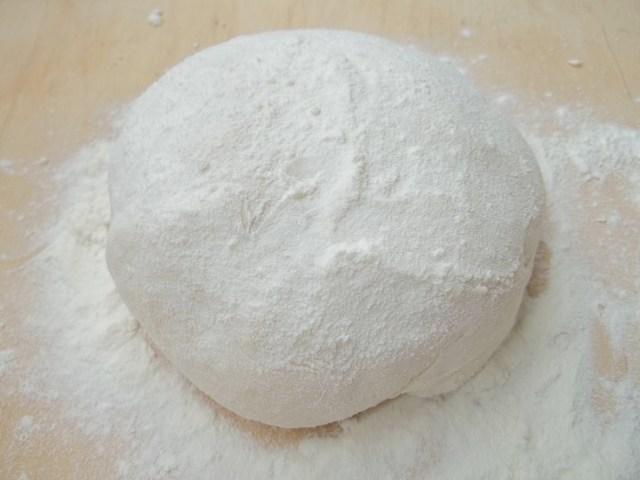 Dough for Svanetian Khachapuri