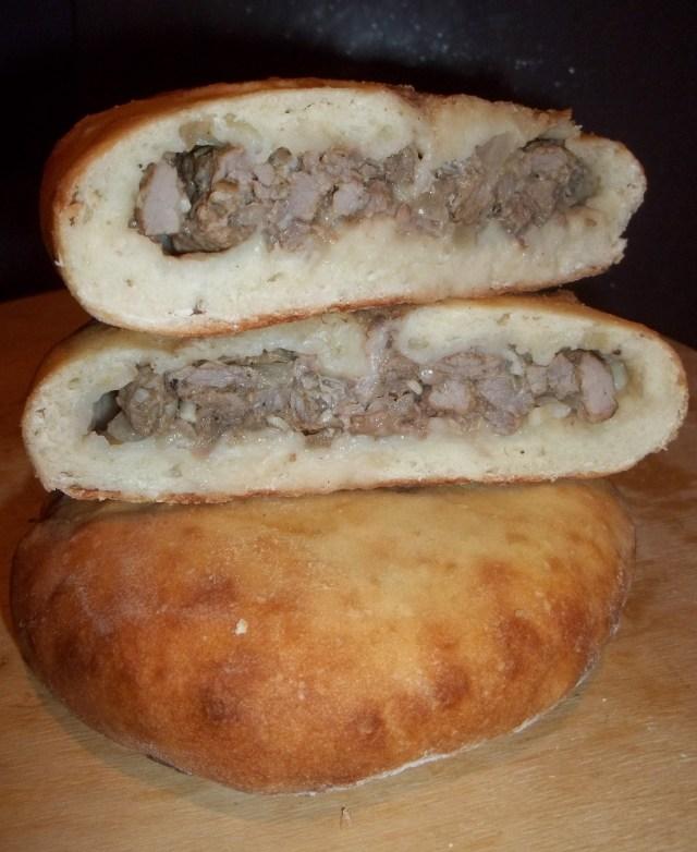 Kubdari Meat Pastry