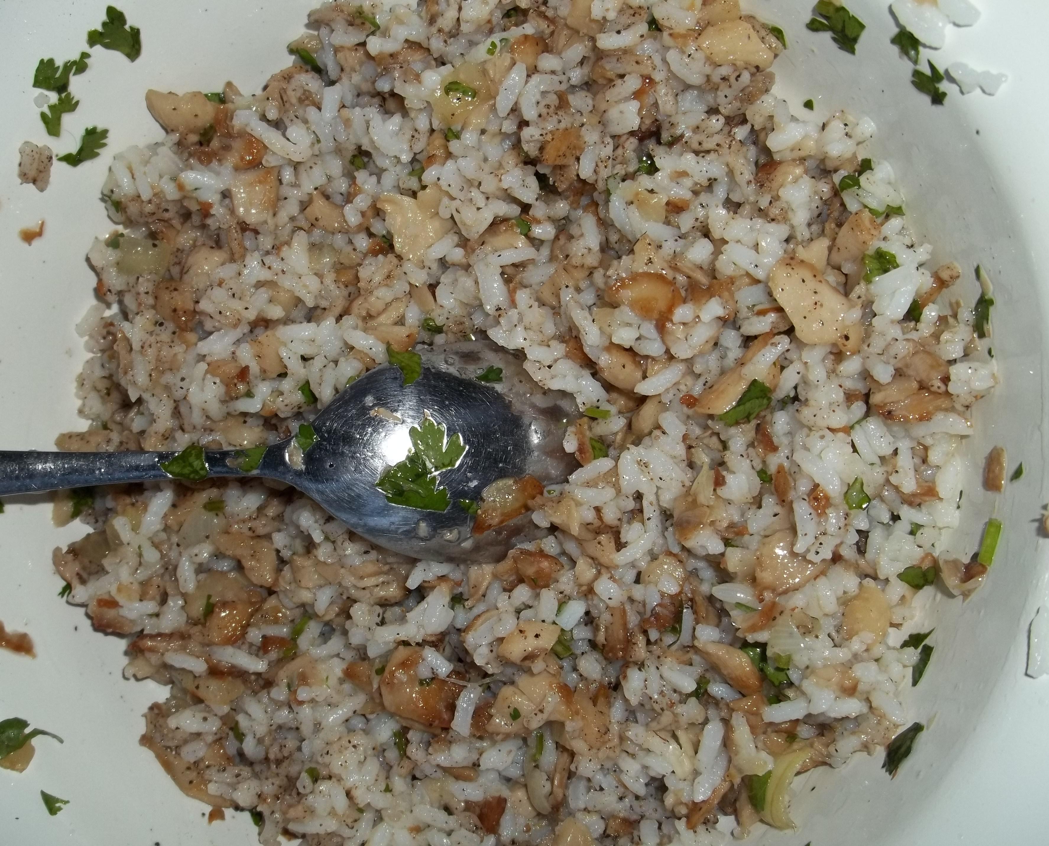 WILD OYSTER MUSHROOM PASTRY | Georgian Recipes