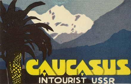 Stalin's Soviet Union Tourism Advertisements for Foreigners in 1930s (13)