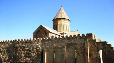 Svetitskhoveli Cathedral - Copy