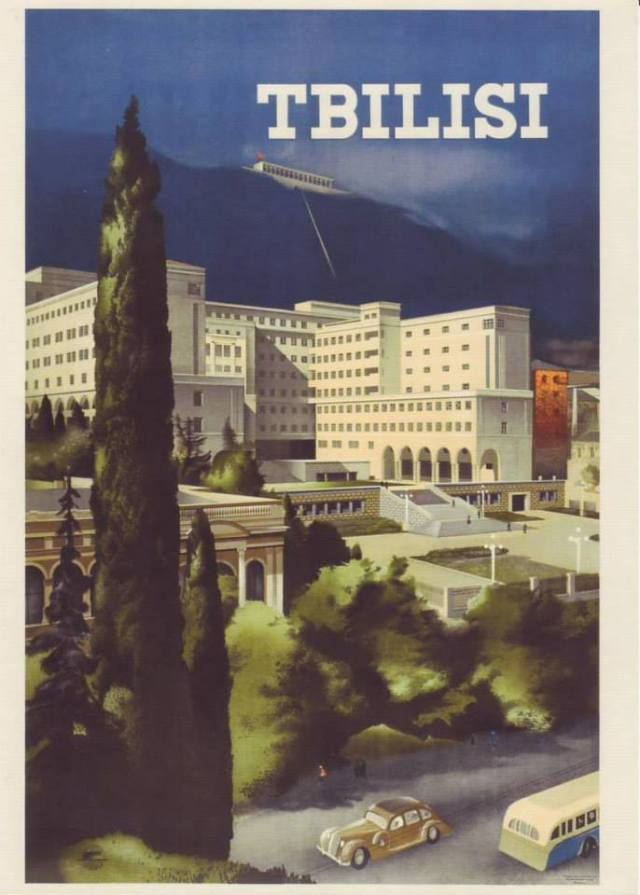Tourism Promotion in Georgia in Soviet Times_5
