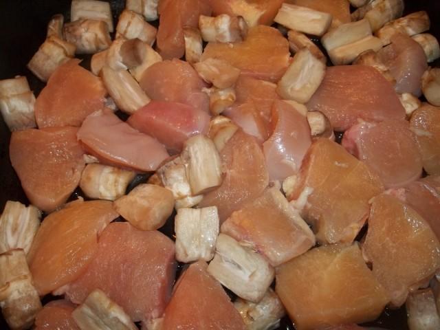Chicken and Mushrooms - Copy