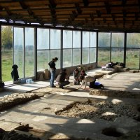 About History - Dzalisa Archaeological Site