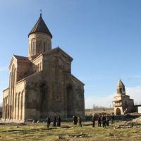 About Sights - Samtavisi Cathedral