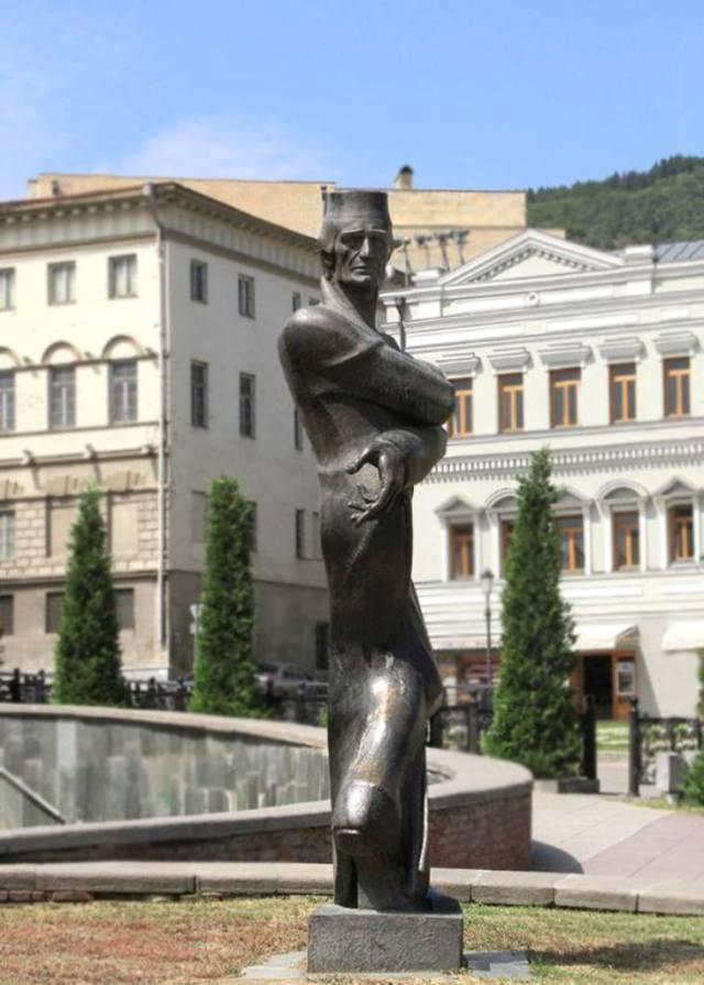 Shota Kavlashvili. Photo courtesy of Tbilisi Government.