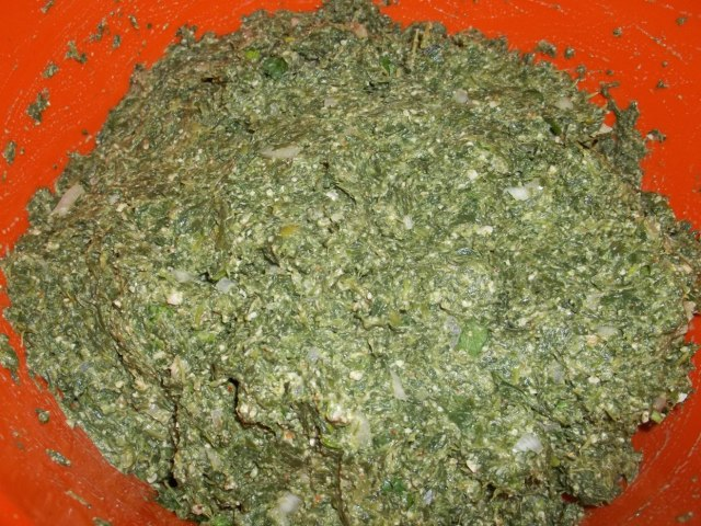 Spinach Pkhali Mixture
