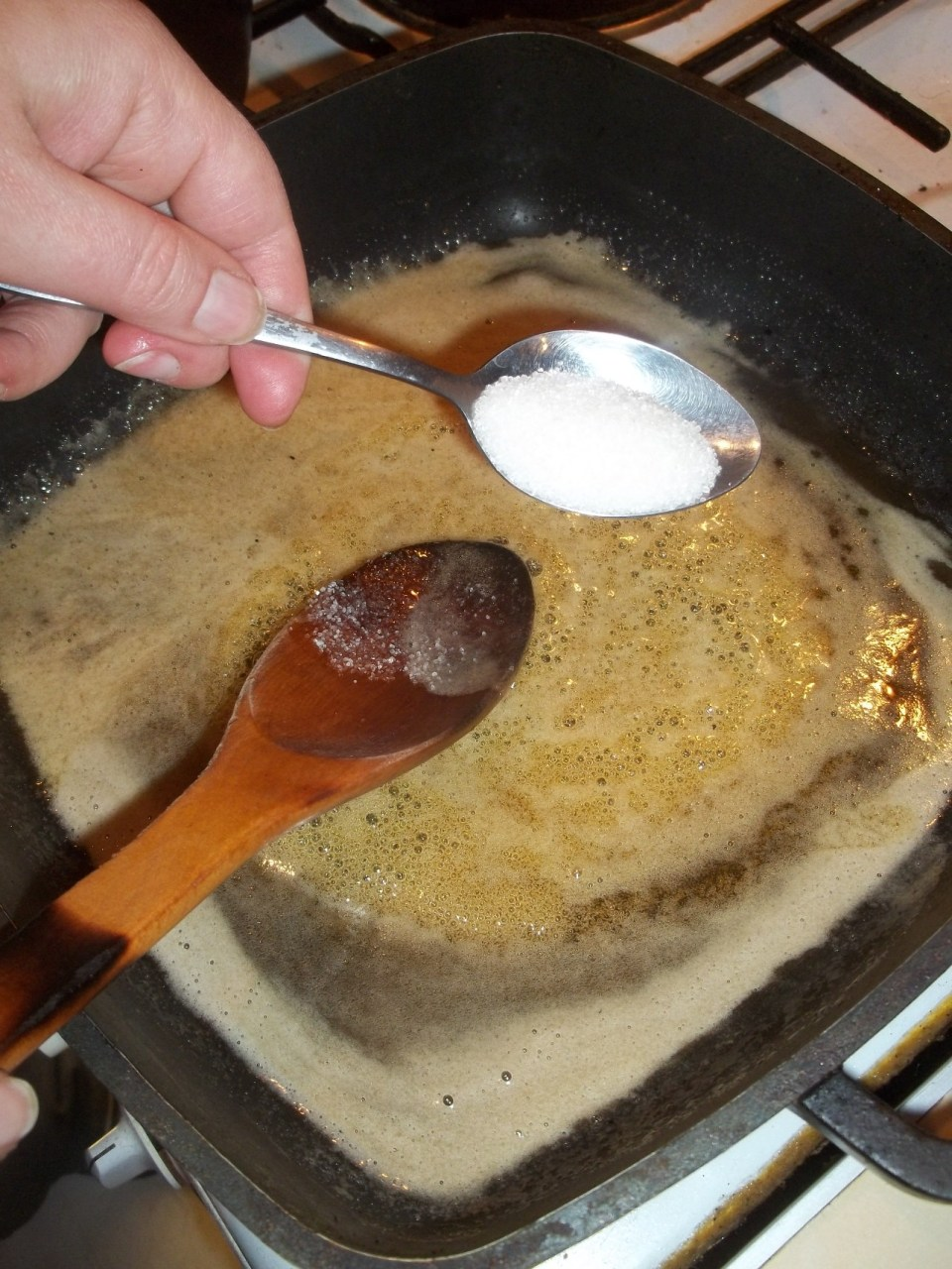 Adding Sugar to the Honey - Copy