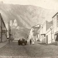 About History - Early Photographs of St. David's Church in Tbilisi