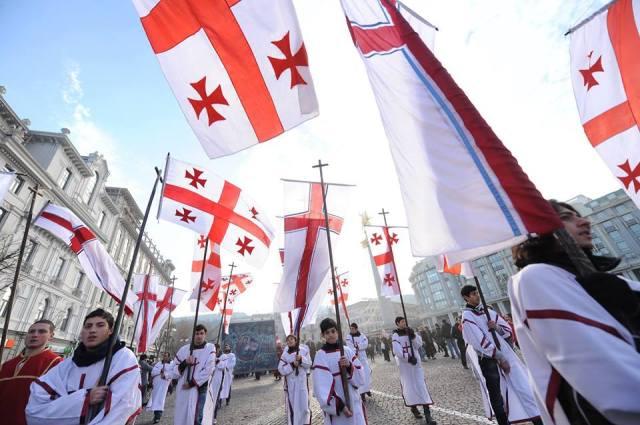 Alilo Procession in Tbilisi_2
