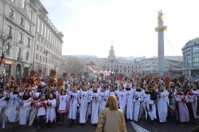 Alilo Procession in Tbilisi_5