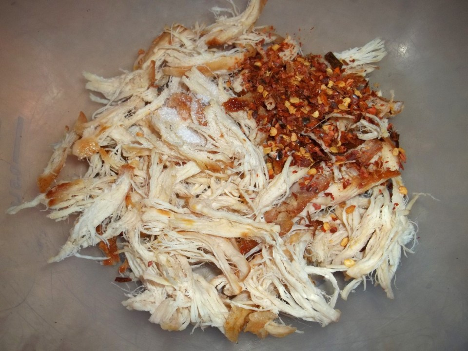 Chicken with Spices - Copy