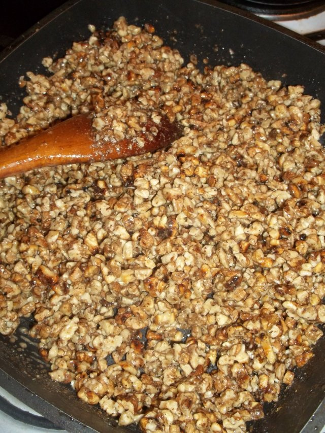 Stirring the Walnuts - Copy
