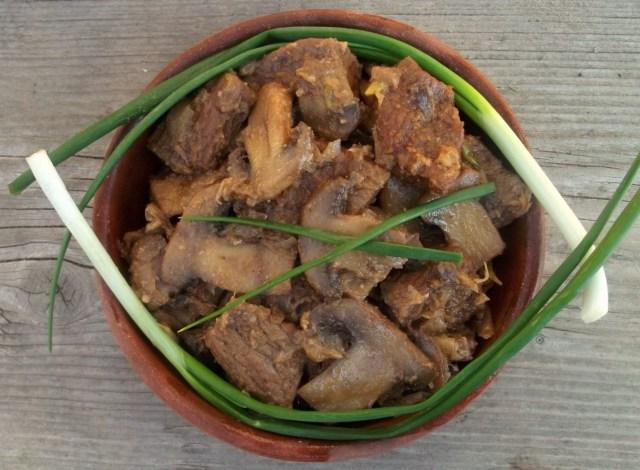 Beef Chashushuli - Copy