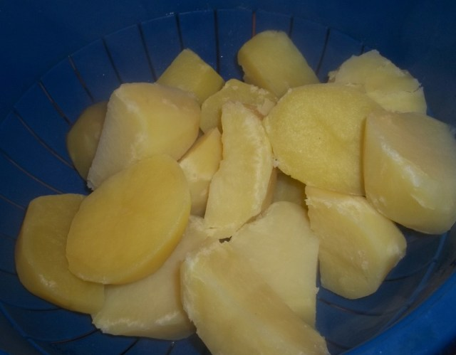 Boiled Potatoes - Copy