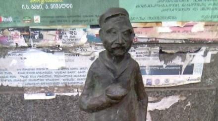 Bronze Statuette in Rustaveli Avenue_3 - Copy