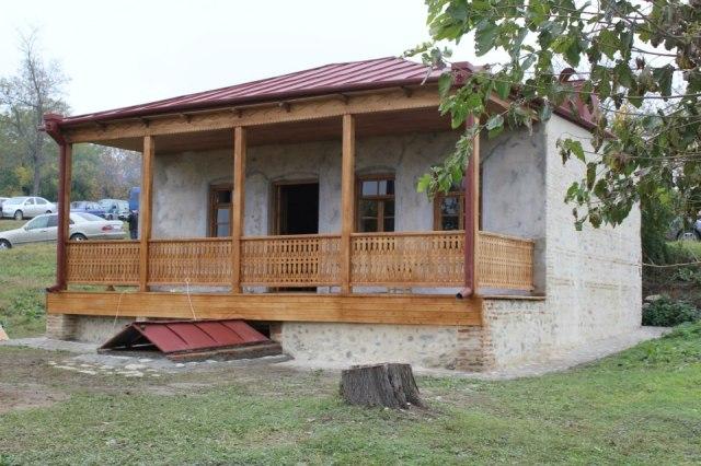 Niko Pirosmanashvili State Museum in Mirzaani
