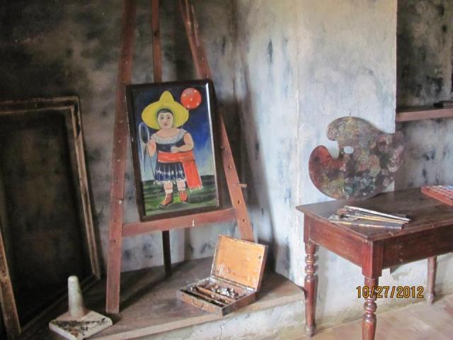 Niko Pirosmanashvili State Museum in Mirzaani_3