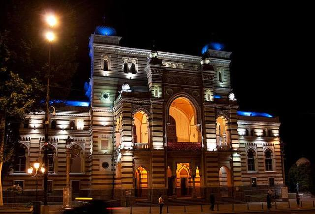 The Tbilisi State Academic Opera and Ballet Theatre