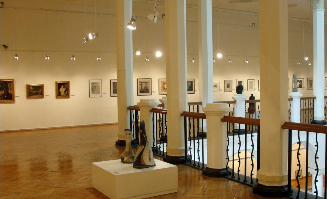 نتيجة بحث الصور عن Adjara Arts Museum