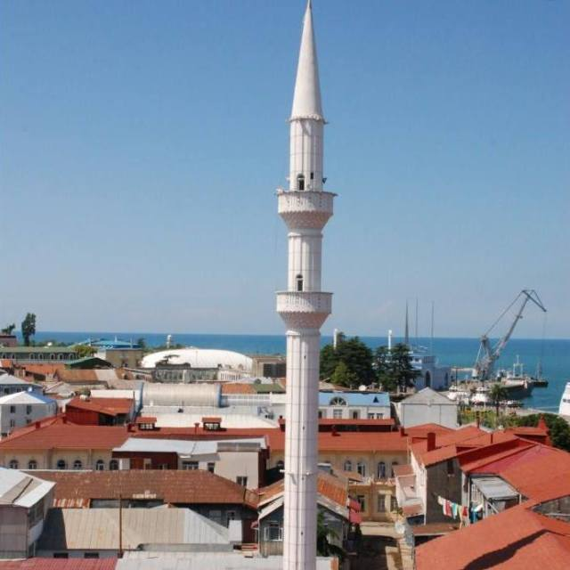 The Orta Mosque in Batumi
