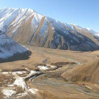 About Sights - Kazbegi National Park