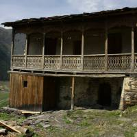 About Architecture - Vernacular Architecture of Tusheti